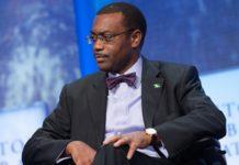 African Development Bank President, Akinwumi Adesina